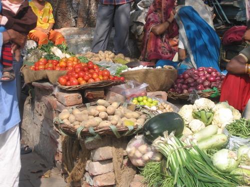 Food at the Market