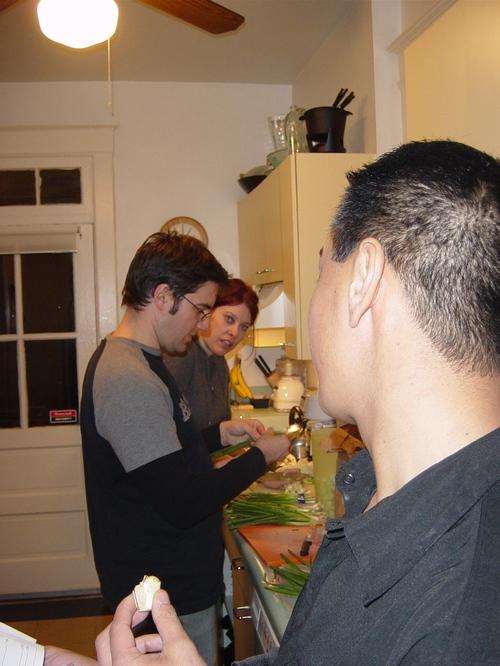 Miguel, Deanna & Tim