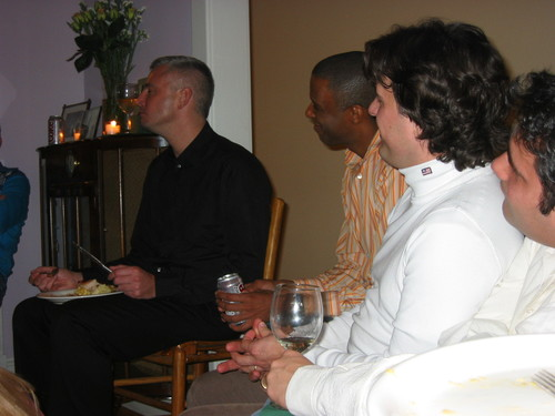 Joel, Daryl & David