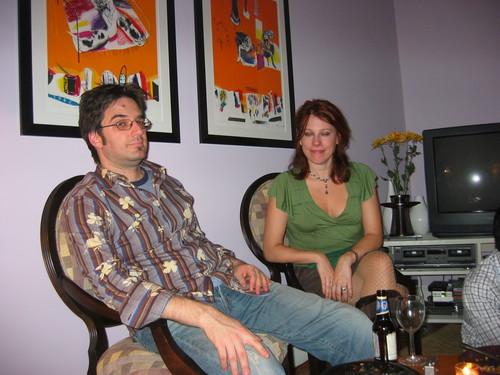 Deanna & Tim